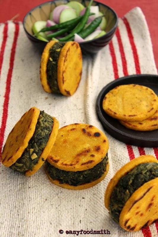 Meat & Potato Flat Bread With Mustard Greens Recipe — Dishmaps