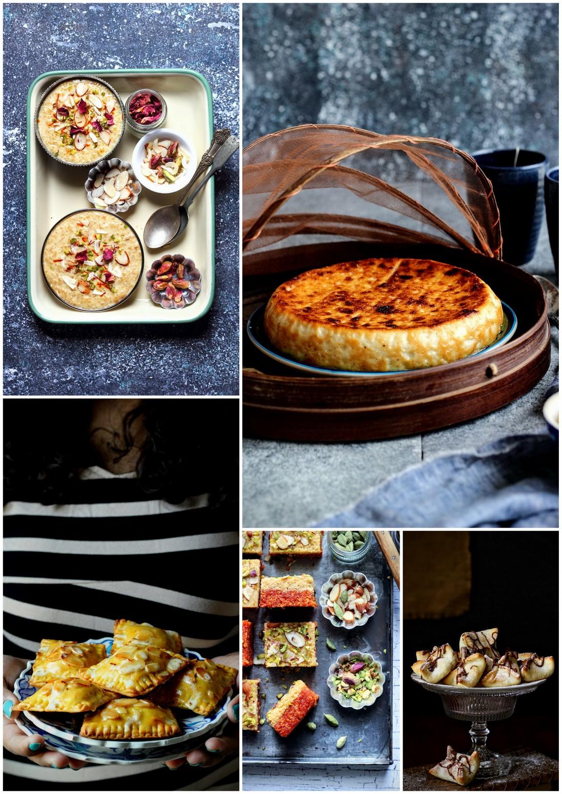10. Make Ahead Indian Desserts